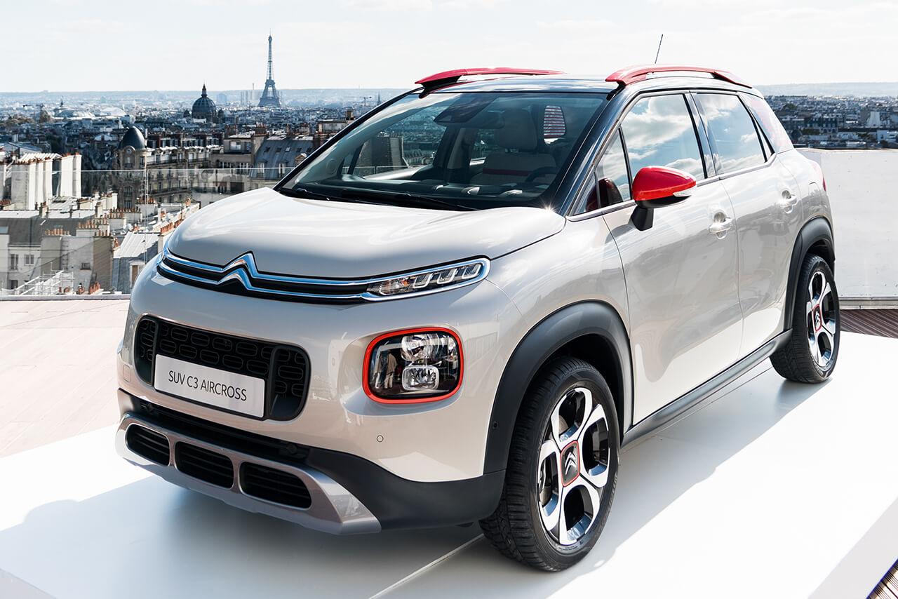 Citroën Ny C3