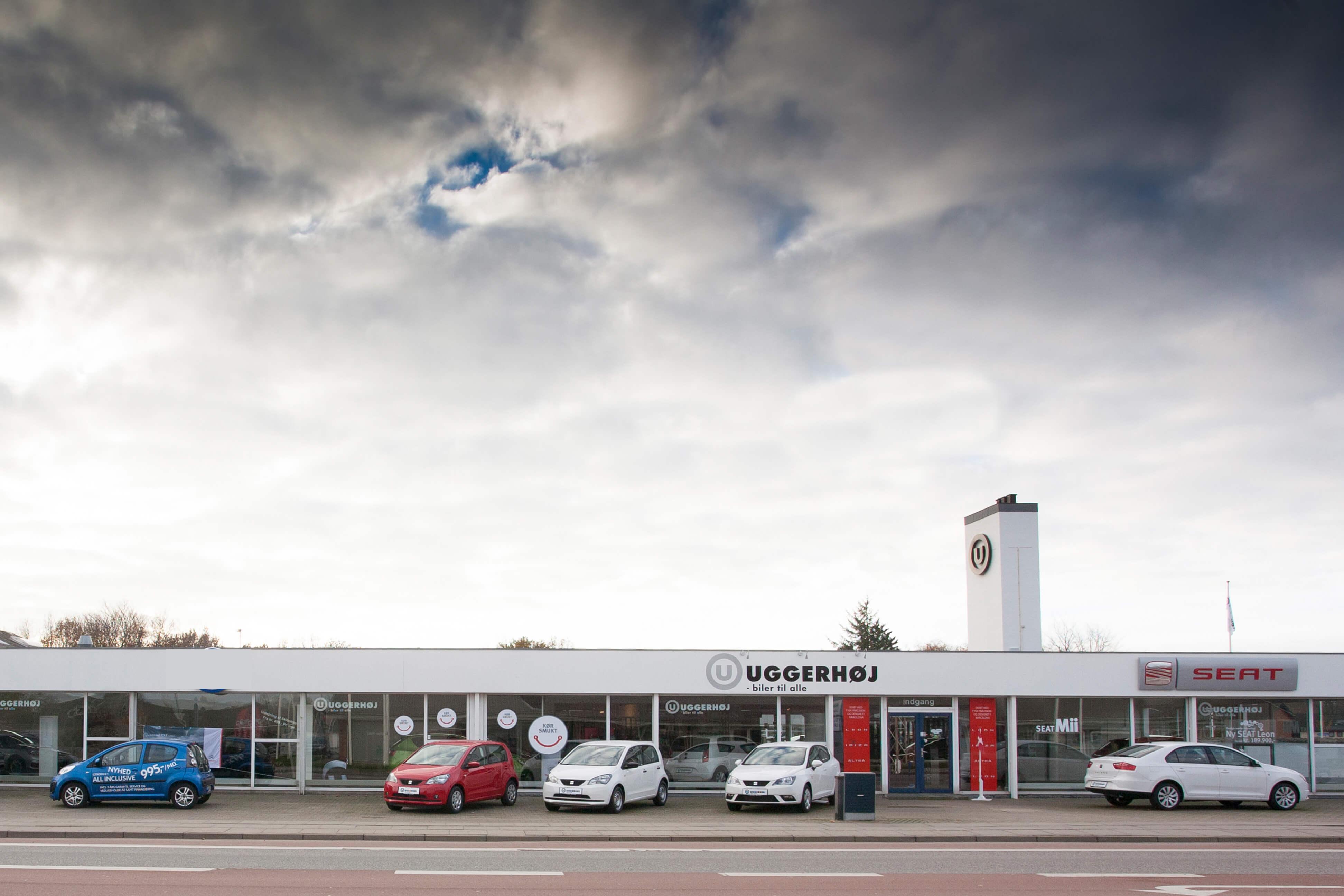 Citroën Brønderslev
