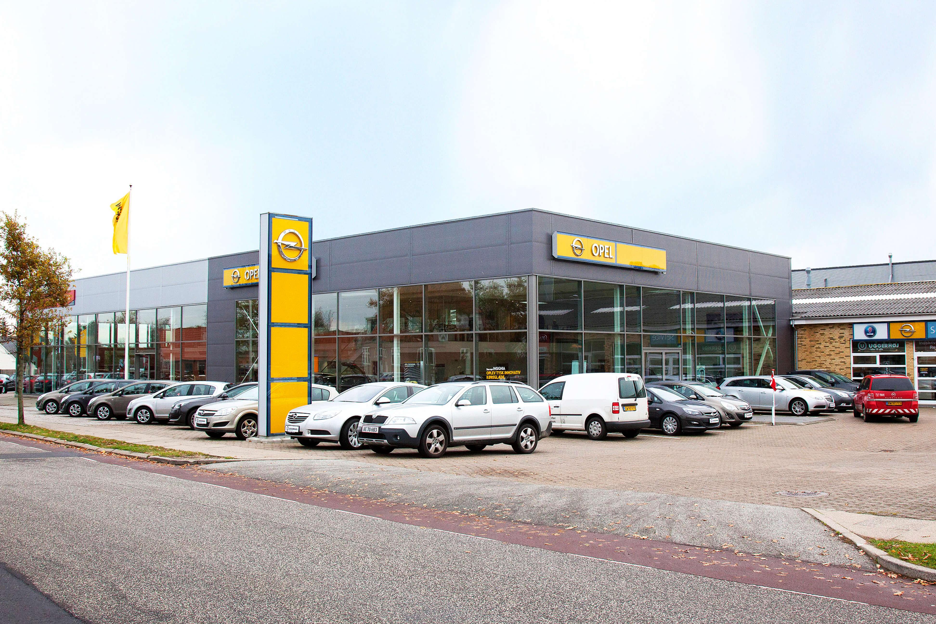 Opel Frederikshavn