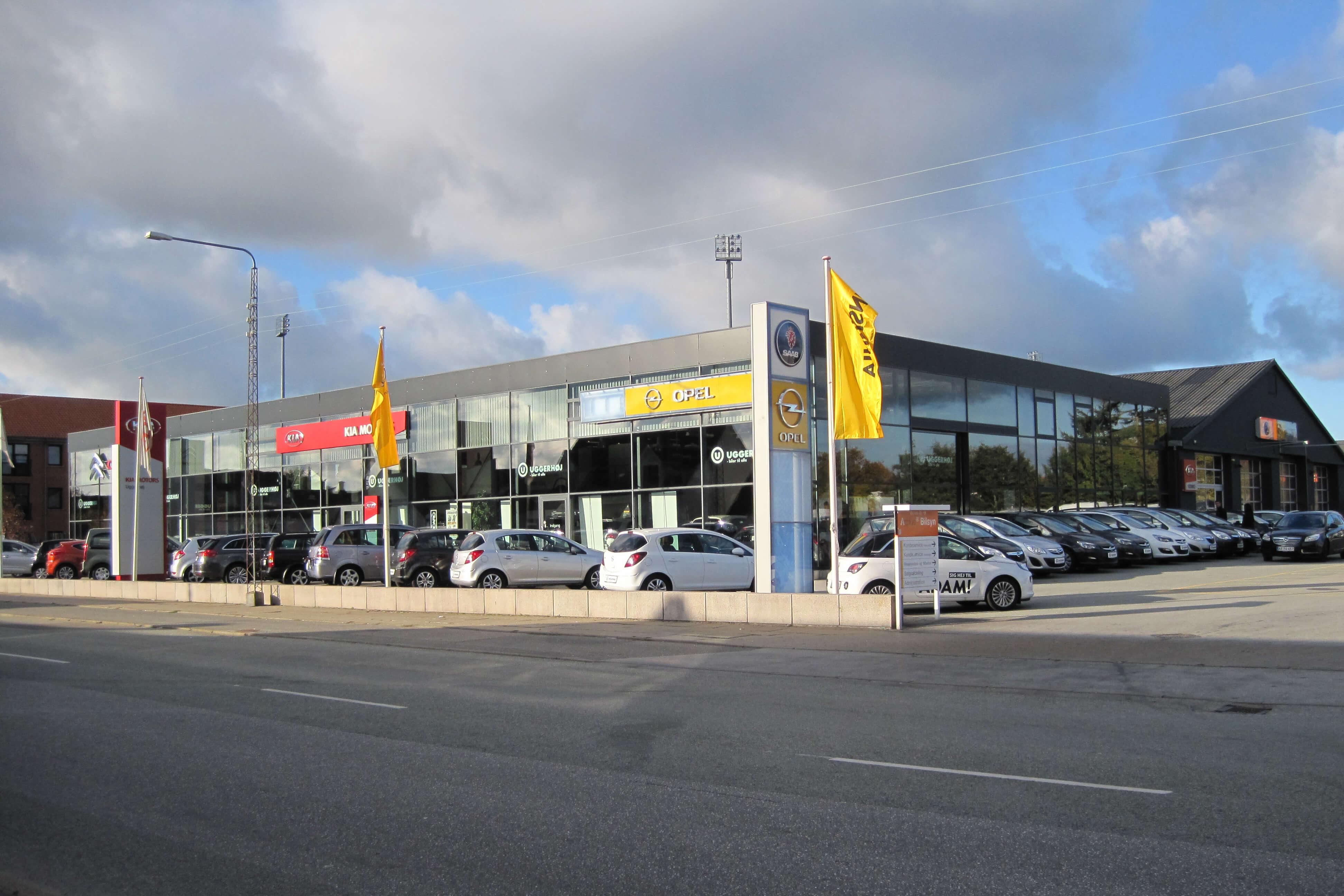Citroën Hjørring