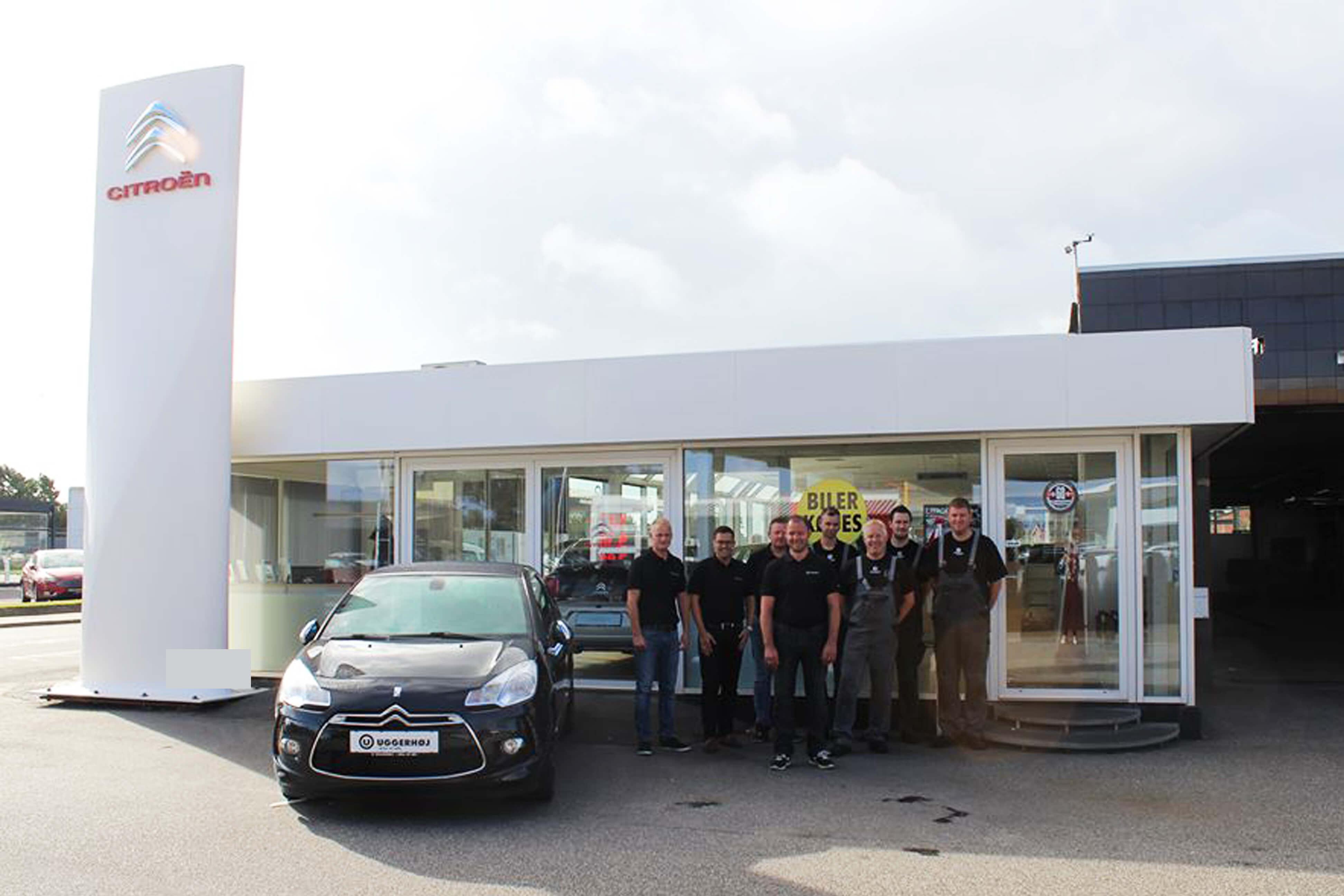 Citroën Frederikshavn