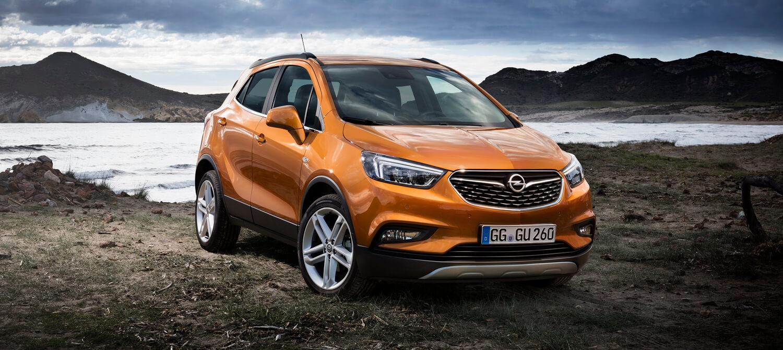 Opel Mokka X hos Uggerhøj