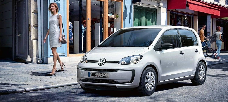VW up! hos Uggerhøj - imponerer med masser af kærlighed til detaljen.