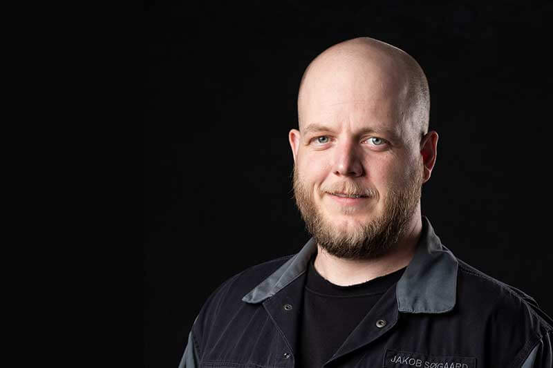 Jakob Tangen Søgaard