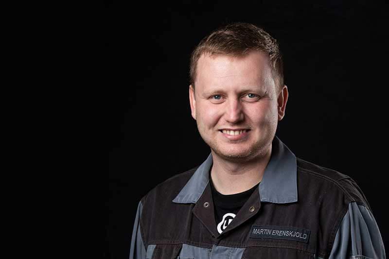 Martin Ehrenskjold