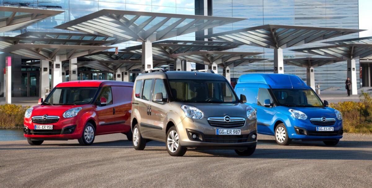 Opel varebiler og varevogne hos Uggerhøj - Opel Combo