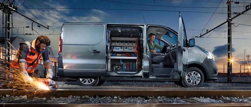 Opel Vivaro Erhvervsbiler Uggerhøj