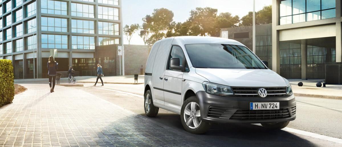 VW Caddy erhverv