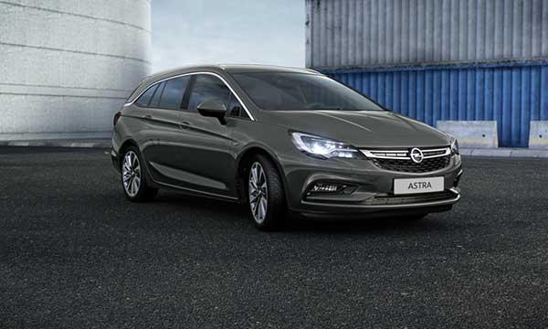 Lej en Opel Astra ST hos UGO. Fra kun 3.699,- inkl. grøn ejerafgift og forsikring.