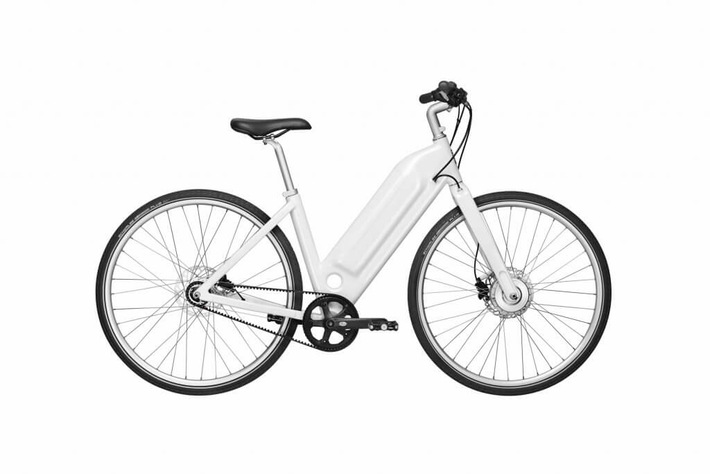 biomega - elcykel - ams e-low nexus single speed