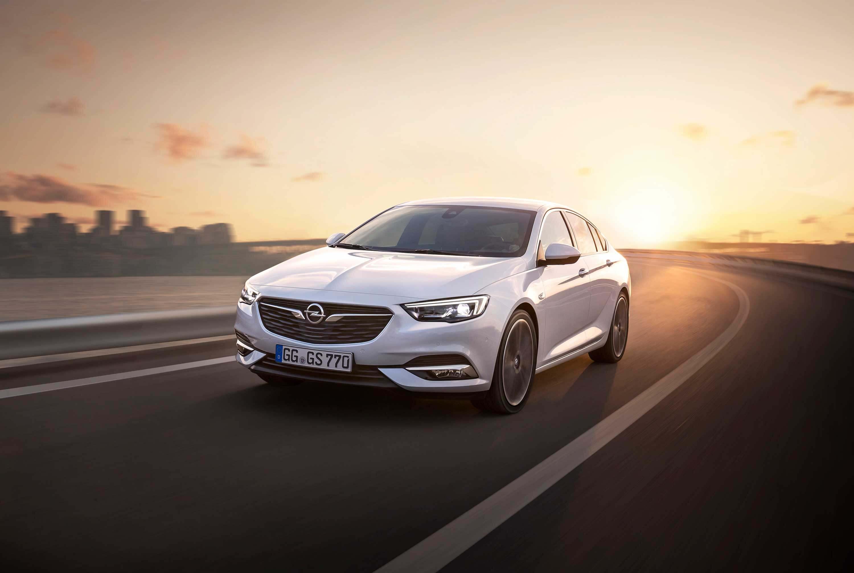 Opel Insignia leasing
