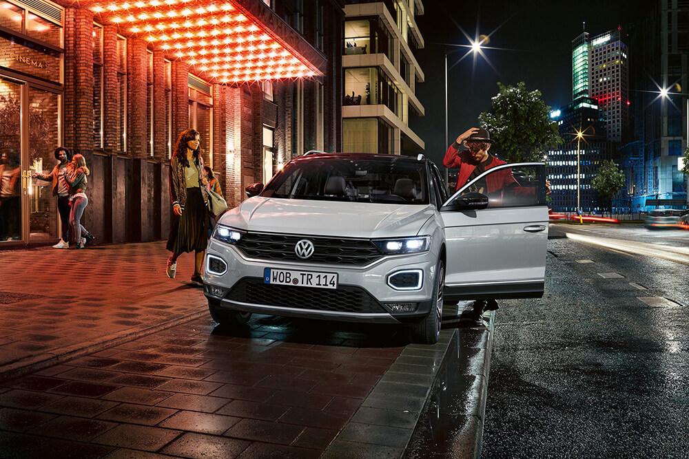 VW T-Roc hos Uggerhøj