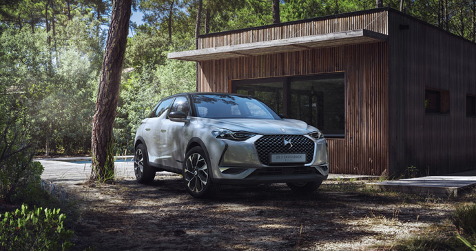 Privatleasing af DS3 crossback