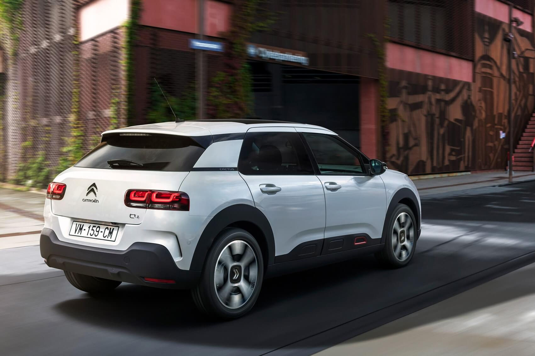 Citroën Privatleasing C4 cactus
