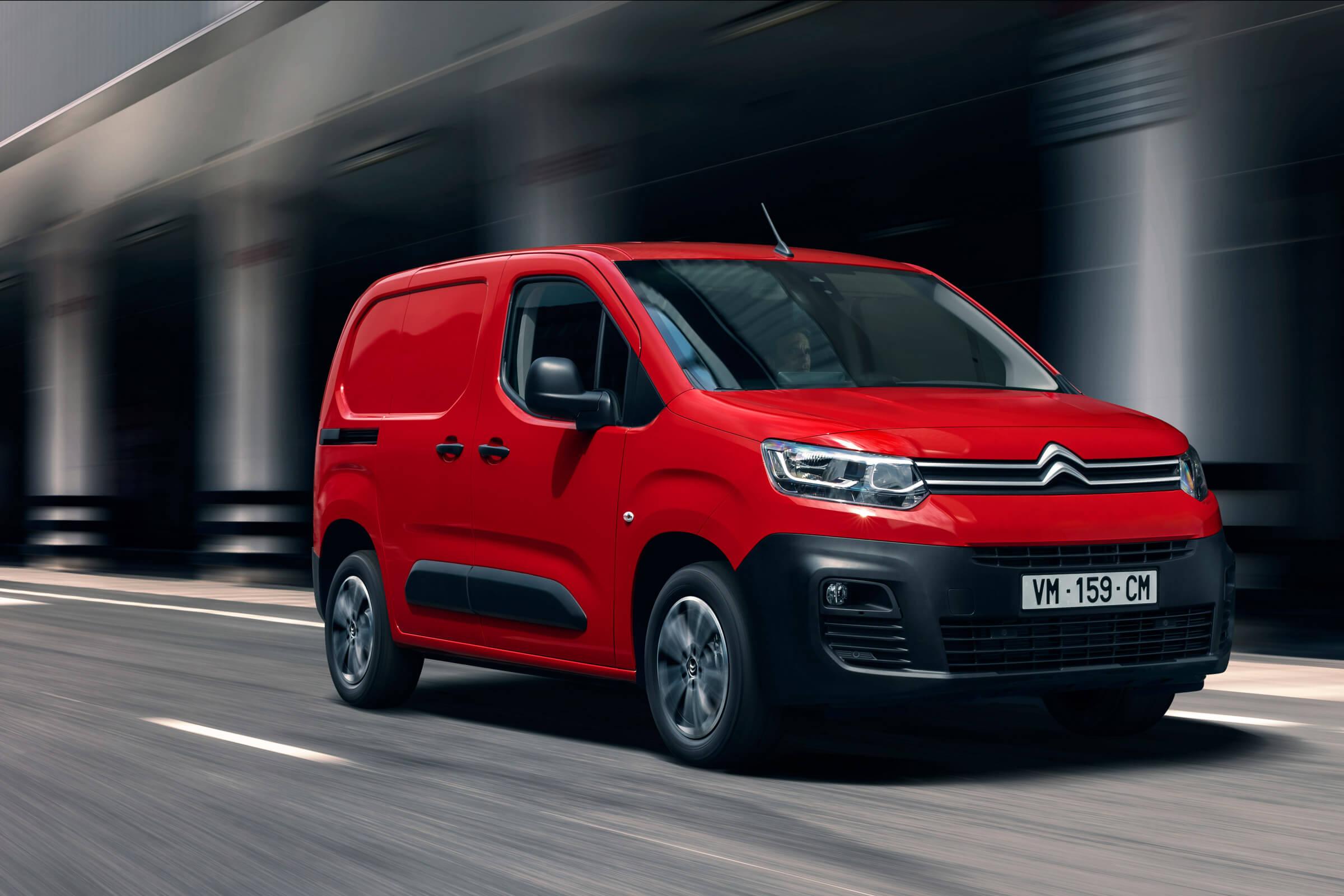 Citroën varebiler og varevogne hos Uggerhøj - Citroën Berlingo