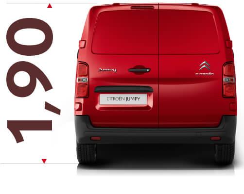 Citroën Jumpy Erhvervsleasing Uggerhøj