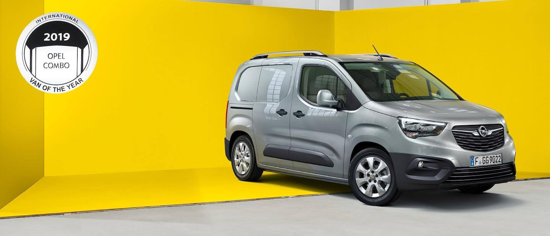 Opel Combo Erhvervsbiler Uggerhøj