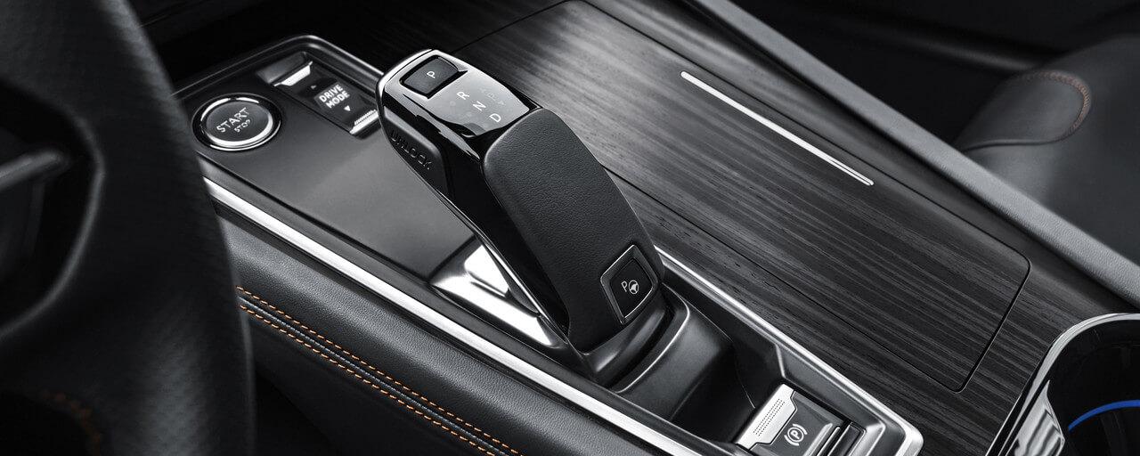 Ny Peugeot 508 automatgear