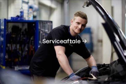 Uggerhøj Serviceaftale