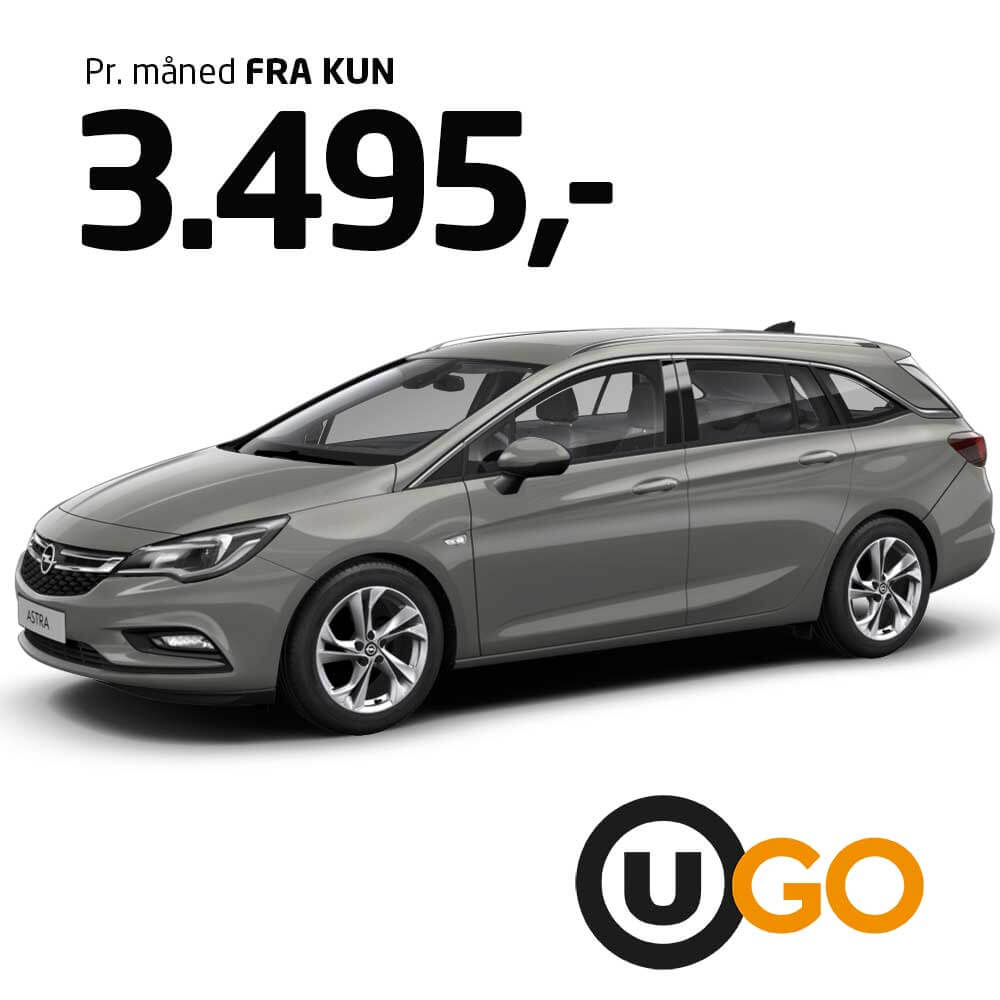 Uggerhøj UGO Opel Corsa