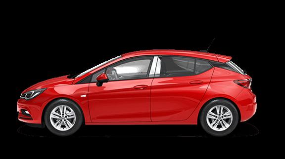 Opel Astra leje