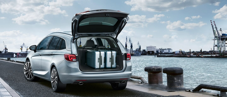 Uggerhøj Opel Astra Sports Tourer kampagne