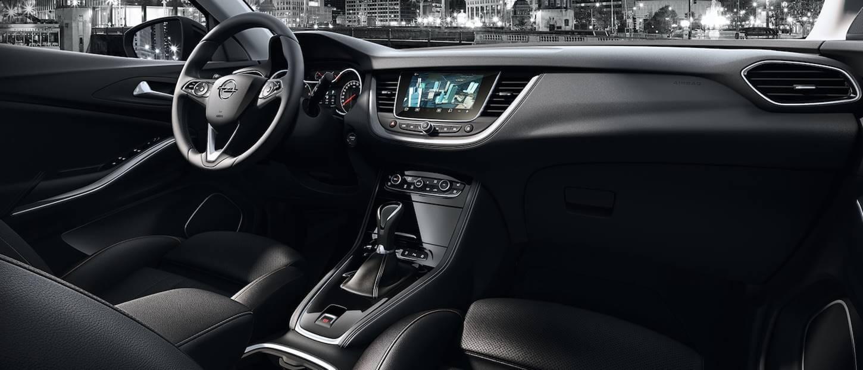 UGO Opel Grandland X - bil på abonnement