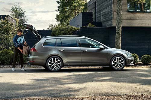 VW Golf Variant Privatleasing