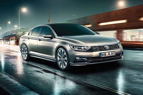 VW Passat Privatleasing