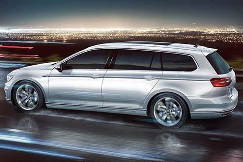 VW Passat Variant Privatleasing