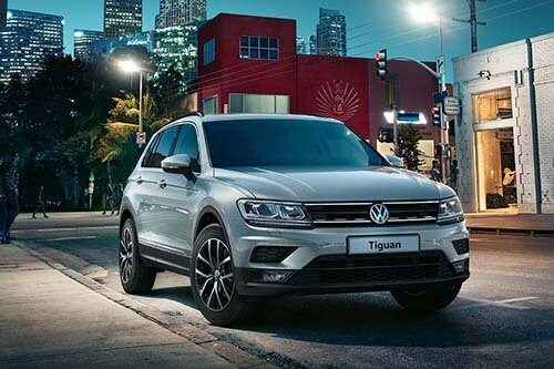 VW Tiguan Privatleasing