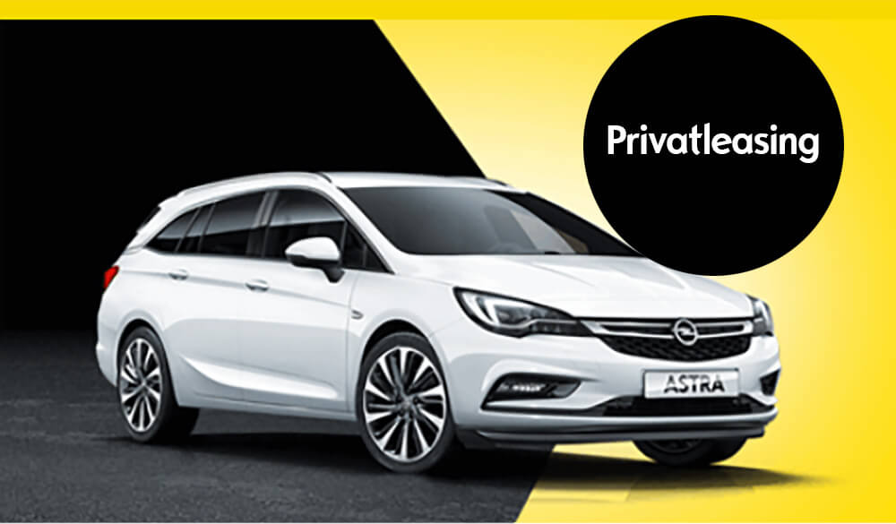 Opel Astra ST privatleasing