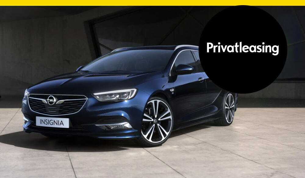 Opel Insignia Privatleasing hos Uggerhøj