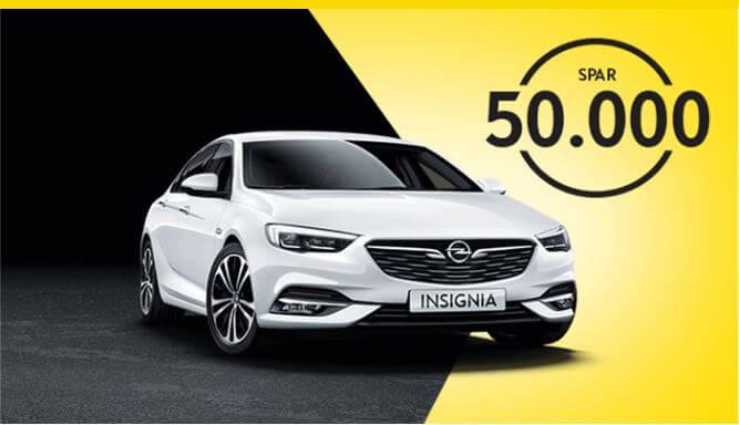 Opel Insignia kampagne