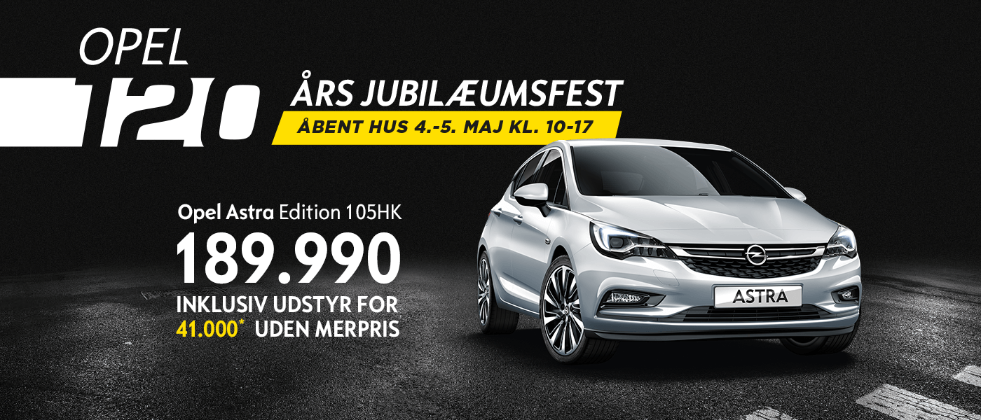 Opel Astra Uggerhøj