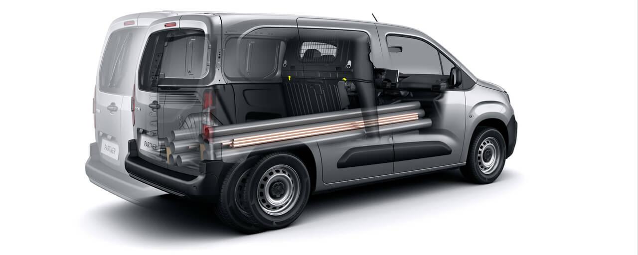 Uggerhøj Peugeot Partner Årets varebil 2019