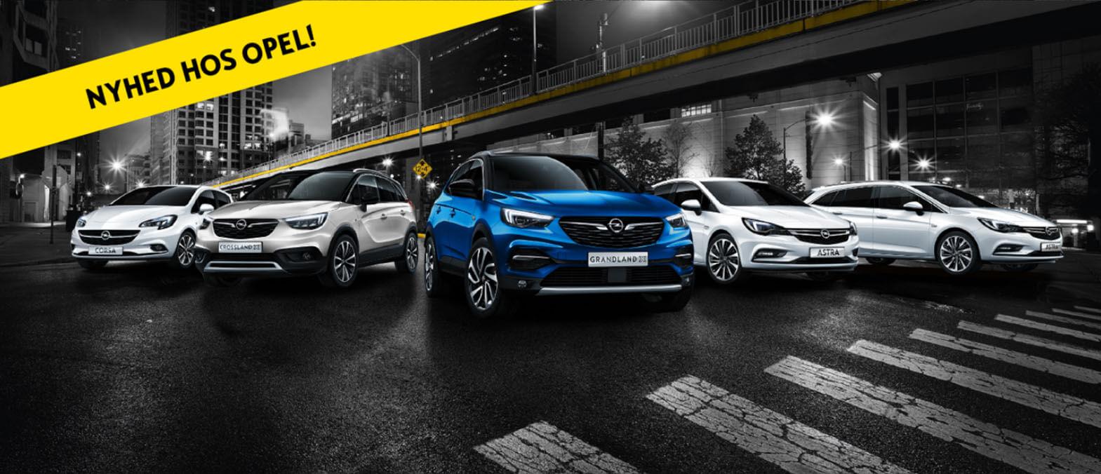 Afdragsfrit billån hos Opel