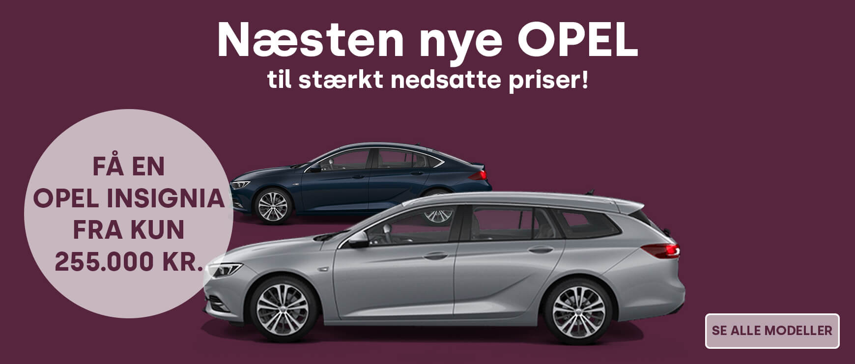 Opel tilbud