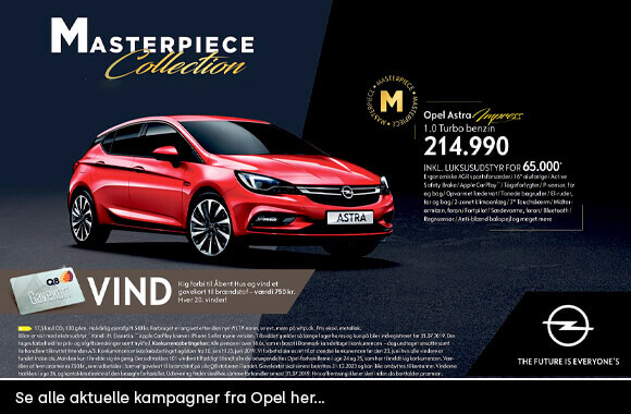 Opel Udsalg hos Uggerhøj