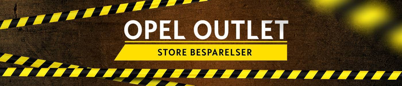 Opel outlet
