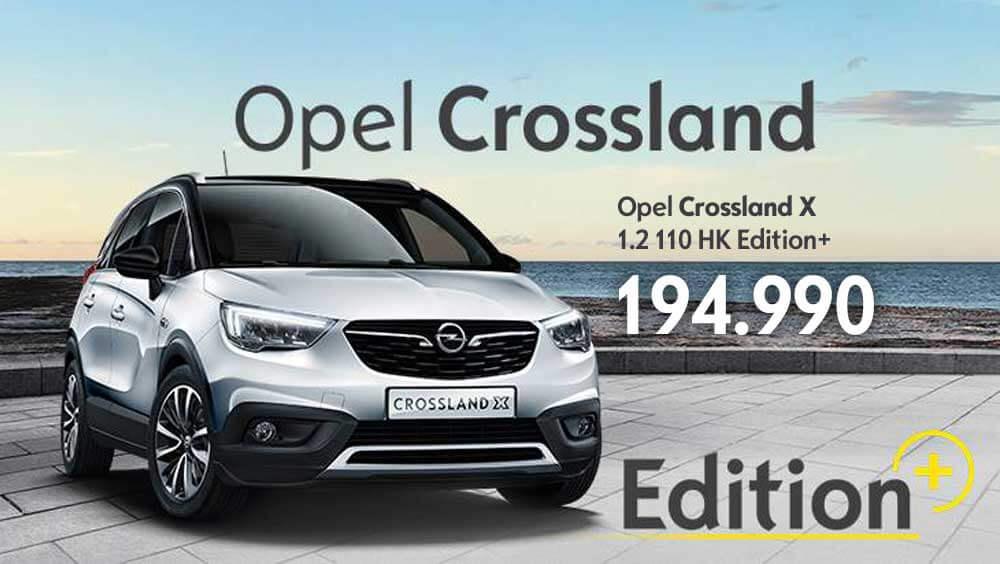 Opel Corsa Edition+ Uggerhøj