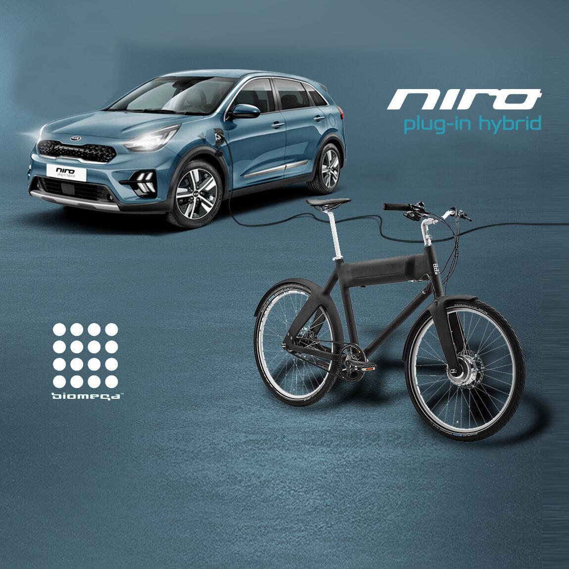 UGGERHØJ KIA NIRO plug-in hybrid