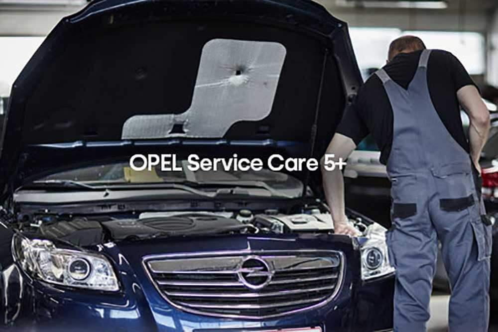 Uggerhøj Århus Opel Service Care 5+