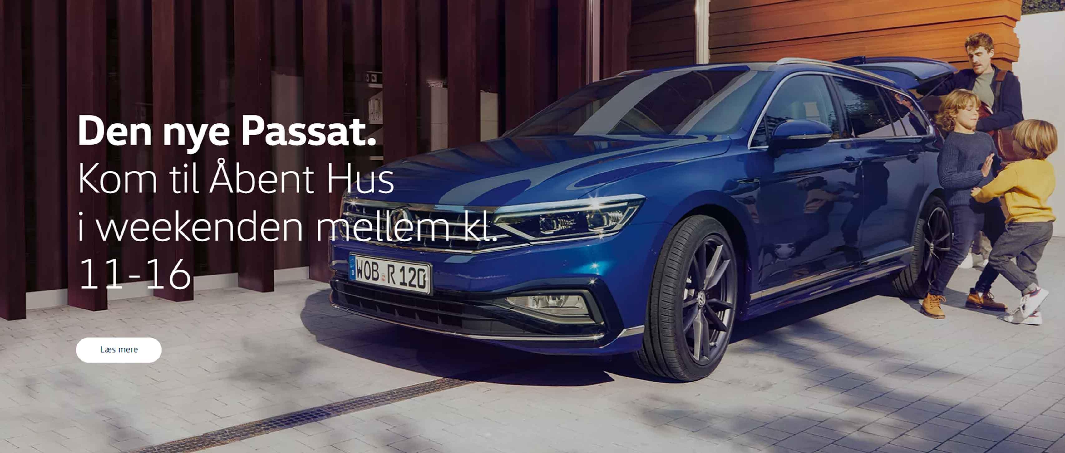 Nytårskur Volkswagen
