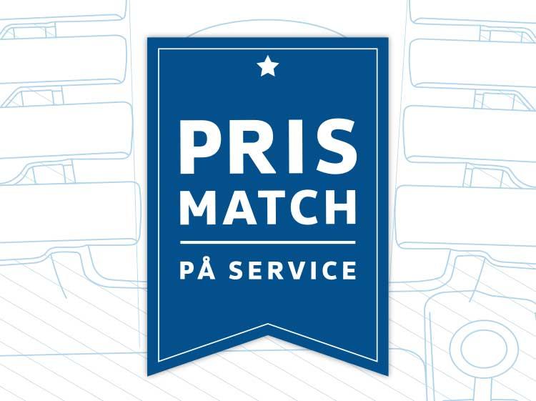 Volkswagen Service Prismatch Uggerhøj