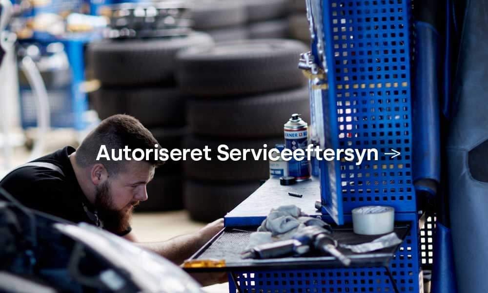 Autoriseret Volkswagen eftersyn hos Uggerhøj Brønderslev
