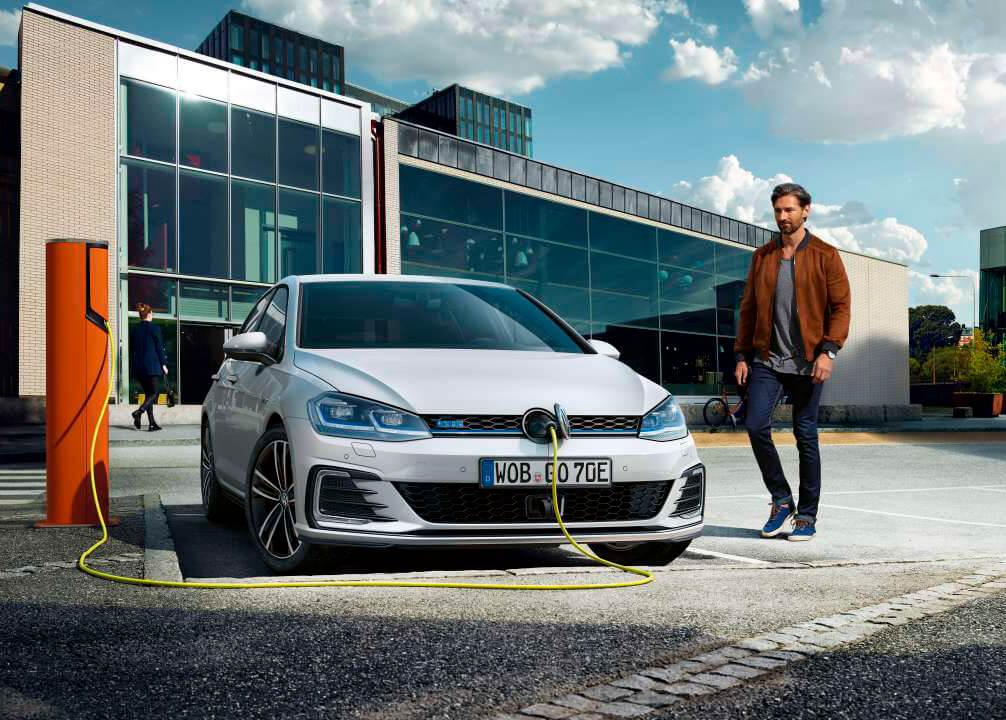 Den nye Golf GTE