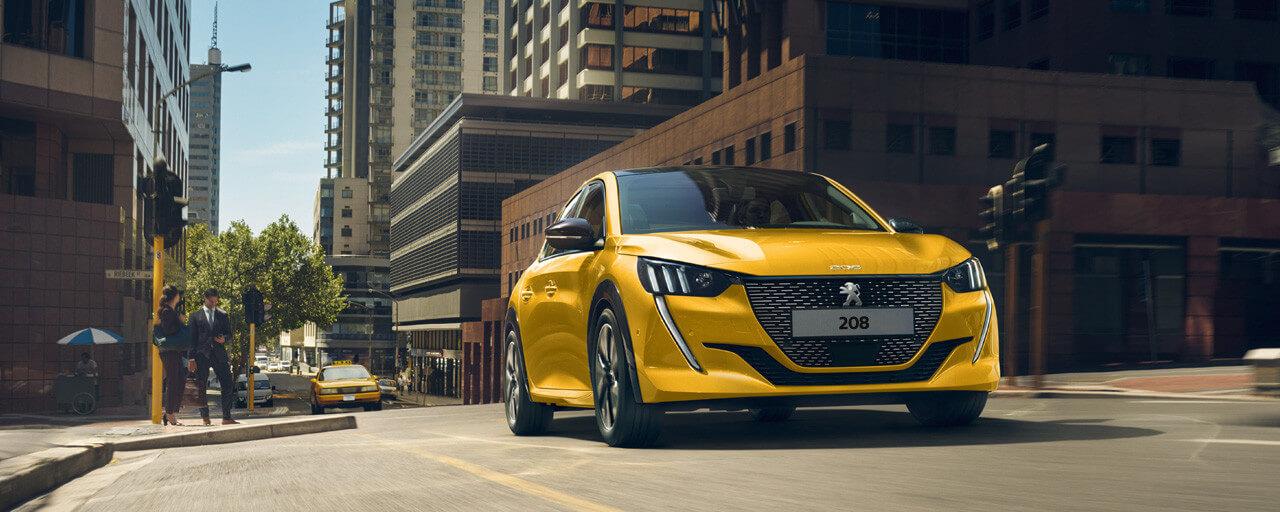 Ny Peugeot 208