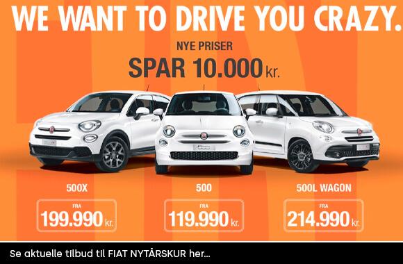Fiat kampagner
