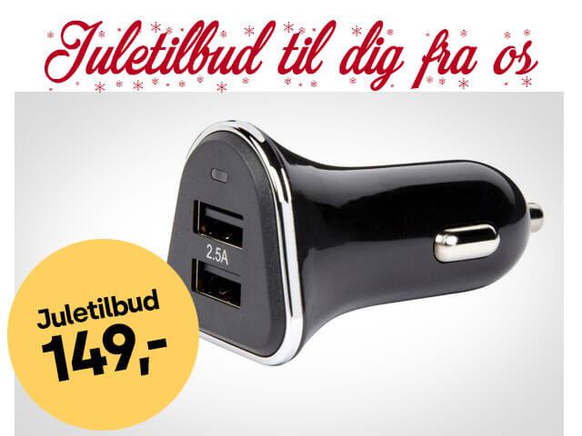 Uggerhøj - USB-lader